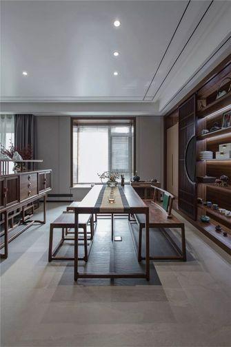 140平米四室一厅中式风格书房装修案例