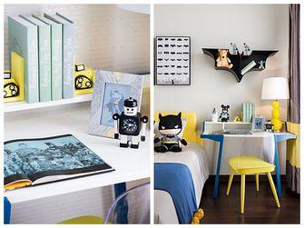 110平米三室两厅新古典风格儿童房图片大全