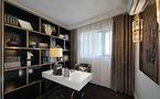 120平米三室两厅欧式风格书房装修案例