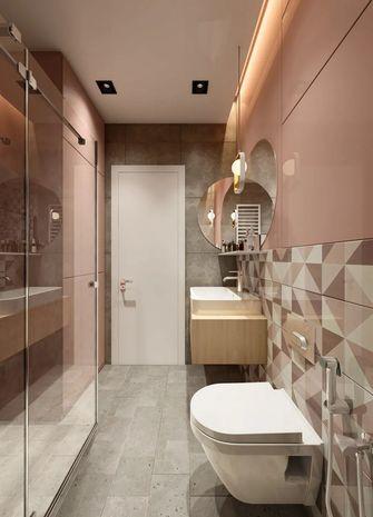 60平米一居室北欧风格卫生间装修效果图
