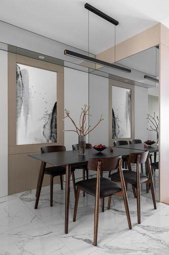 100平米三宜家风格餐厅装修图片大全