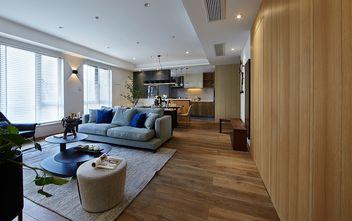 120平米三室两厅北欧风格走廊装修效果图