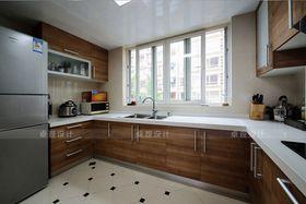 5-10万100平米三室两厅现代简约风格厨房装修效果图