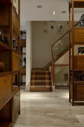 20万以上140平米别墅中式风格楼梯装修案例