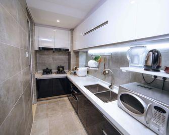 50平米小户型北欧风格厨房图片大全