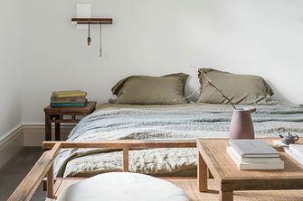 140平米三室三厅现代简约风格卧室装修案例