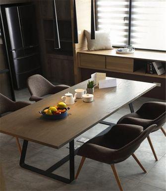 70平米一室一厅新古典风格餐厅设计图