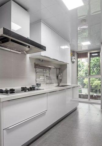 100平米三日式风格厨房图片大全