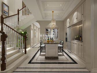 140平米别墅北欧风格楼梯间欣赏图