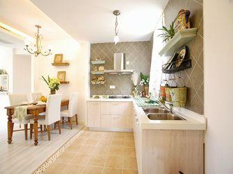 130平米三地中海风格厨房欣赏图