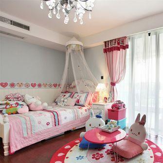 120平米三室两厅东南亚风格儿童房装修效果图