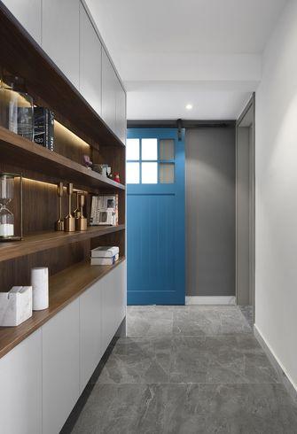 110平米三室两厅宜家风格走廊图片大全