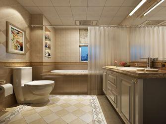 120平米四室两厅日式风格卫生间效果图