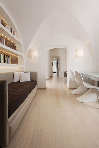 80平米地中海风格书房图