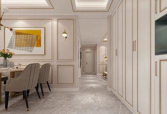 140平米三室一厅其他风格走廊欣赏图