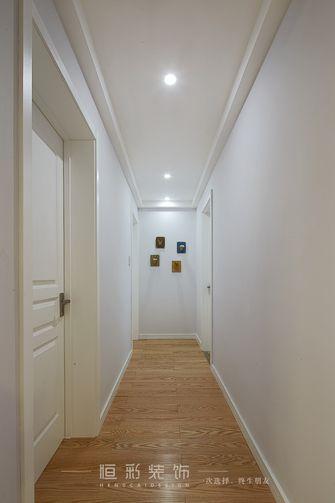 15-20万110平米三室两厅现代简约风格走廊装修图片大全