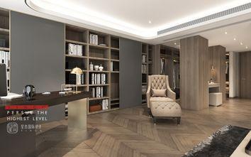 140平米三室两厅其他风格书房装修效果图