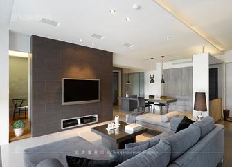 110平米三室五厅现代简约风格其他区域图片大全