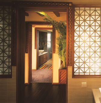 100平米东南亚风格走廊装修案例