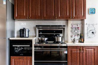 20万以上110平米三室两厅中式风格厨房装修效果图