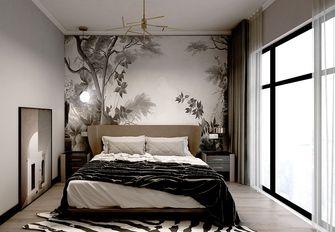 140平米复式英伦风格卧室图