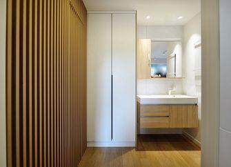 10-15万90平米三室两厅日式风格卫生间设计图