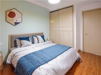 140平米一居室中式风格卧室图片