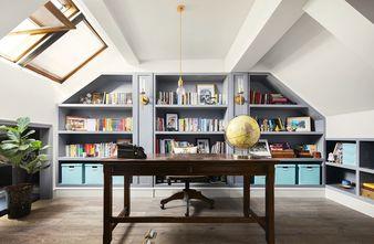 140平米别墅欧式风格阁楼设计图