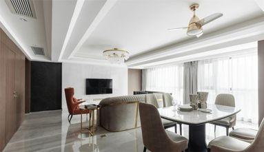 140平米四室两厅混搭风格客厅效果图