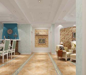 富裕型120平米三室三厅地中海风格走廊效果图
