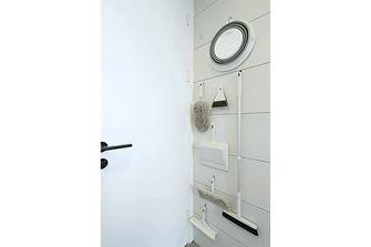 100平米三室两厅现代简约风格储藏室装修案例