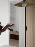 80平米三室两厅宜家风格卫生间欣赏图