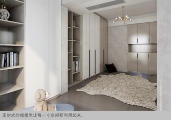 140平米三室两厅混搭风格储藏室装修效果图