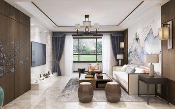 130平米四室两厅中式风格客厅装修效果图