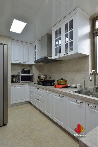 140平米四室三厅新古典风格厨房图