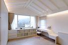 90平米一室一厅日式风格卧室装修效果图