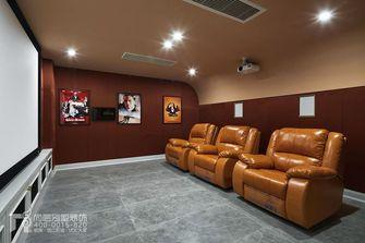 20万以上140平米四法式风格影音室欣赏图