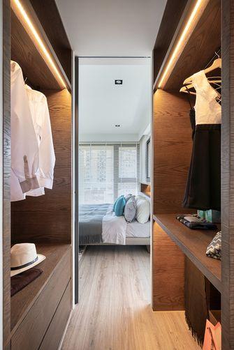 100平米三室两厅法式风格衣帽间设计图