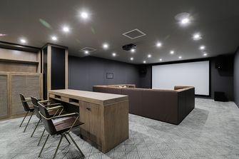 140平米四室三厅其他风格影音室图