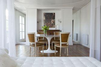 80平米一居室美式风格餐厅装修案例