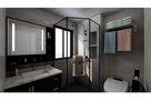120平米三欧式风格卫生间设计图