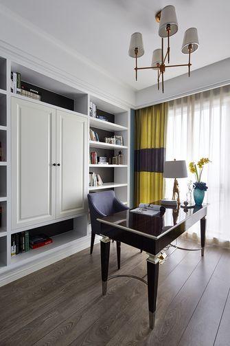 140平米四室两厅欧式风格书房装修效果图