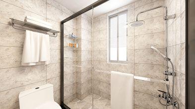 90平米三室两厅现代简约风格卫生间装修案例