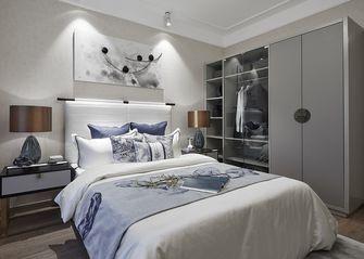 80平米三中式风格卧室装修图片大全
