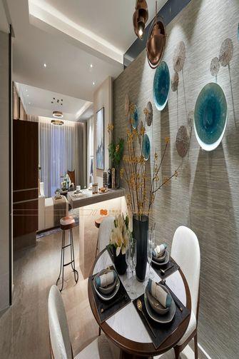富裕型130平米三室两厅新古典风格餐厅装修效果图