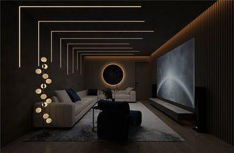 140平米复式中式风格影音室图