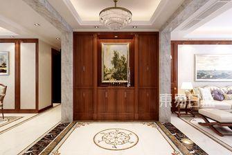 140平米三室两厅新古典风格玄关装修图片大全