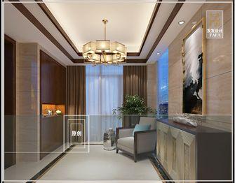 140平米三中式风格玄关装修案例
