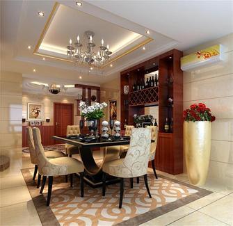 140平米三室一厅欧式风格阁楼图片