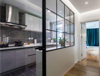 80平米东南亚风格厨房设计图